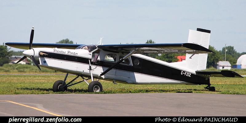 Pierre GILLARD: Private Aircraft - Avions privés : Canada &emdash; 030378