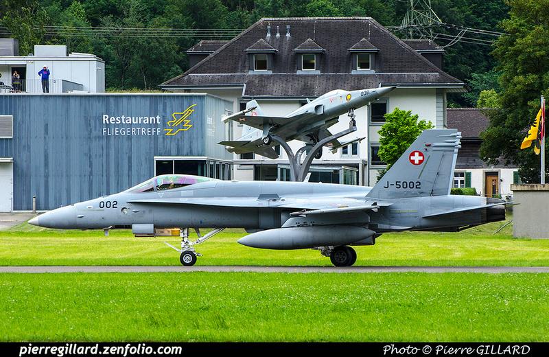 Pierre GILLARD: Military : Switzerland &emdash; 2018-708314