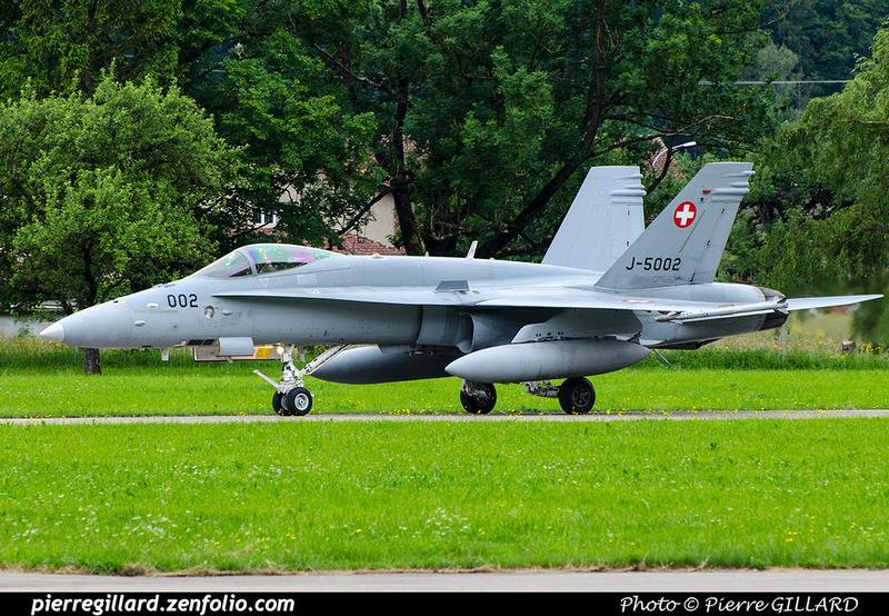 Pierre GILLARD: Military : Switzerland &emdash; 2018-708307