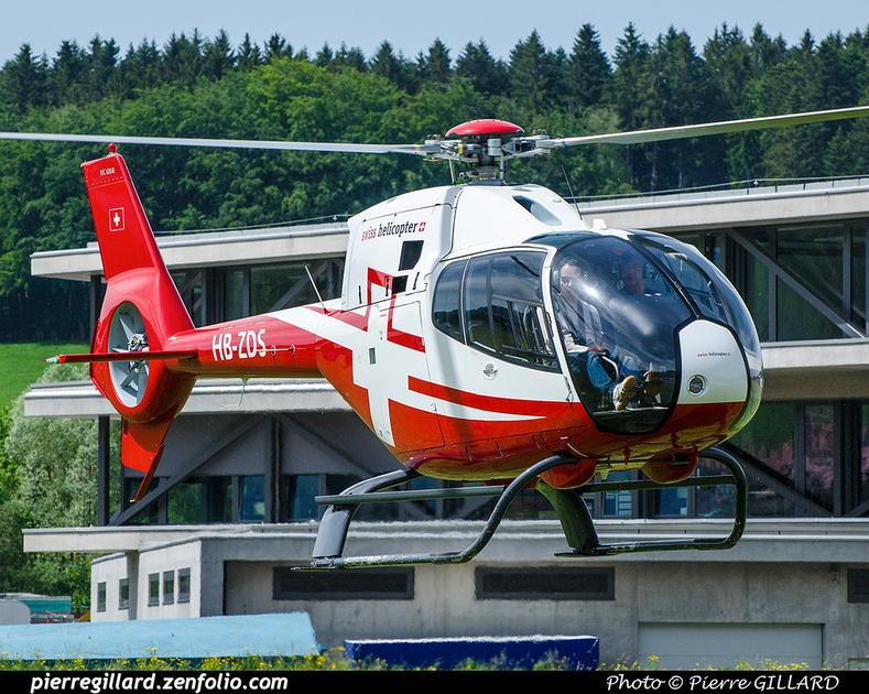 Pierre GILLARD: Switzerland - Swiss Helicopter &emdash; 2018-708346