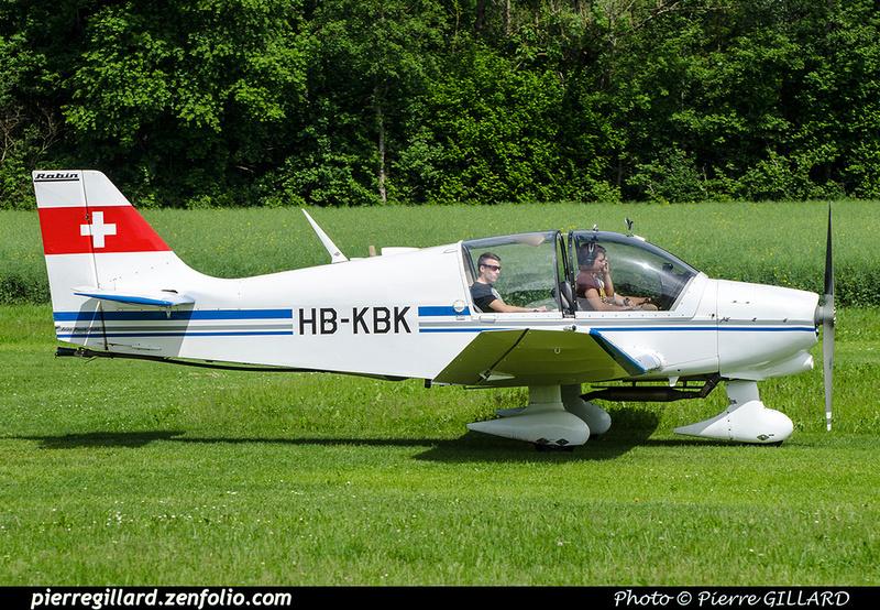 Pierre GILLARD: Private Aircraft - Avions privés : Europe &emdash; 2018-708368