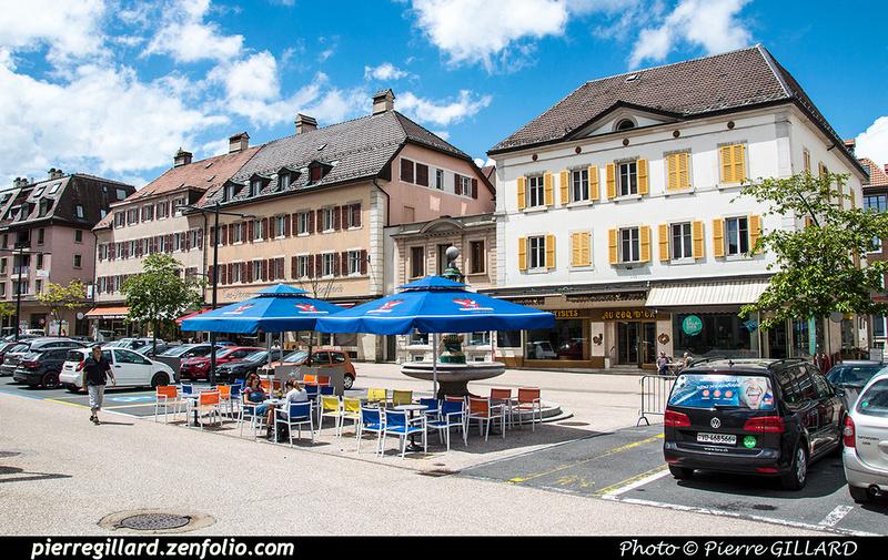 Pierre GILLARD: La Chaux-de-fonds &emdash; 2018-524800