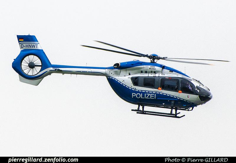 Pierre GILLARD: Germany - Polizei &emdash; 2018-708547