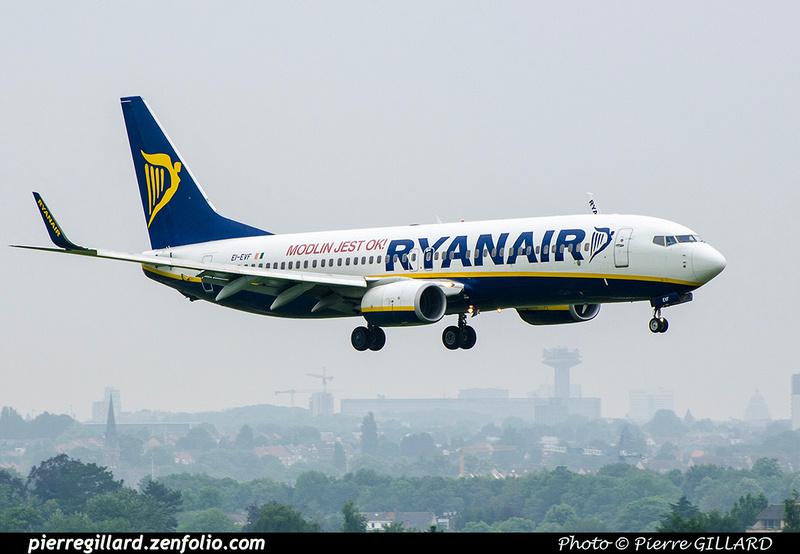Pierre GILLARD: Ryanair &emdash; 2018-708653