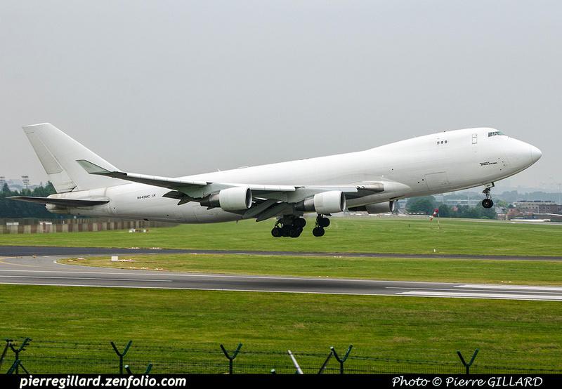 Pierre GILLARD: Atlas Air &emdash; 2018-708680