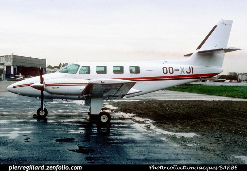 Pierre GILLARD: Transmarcom Air &emdash; 024638