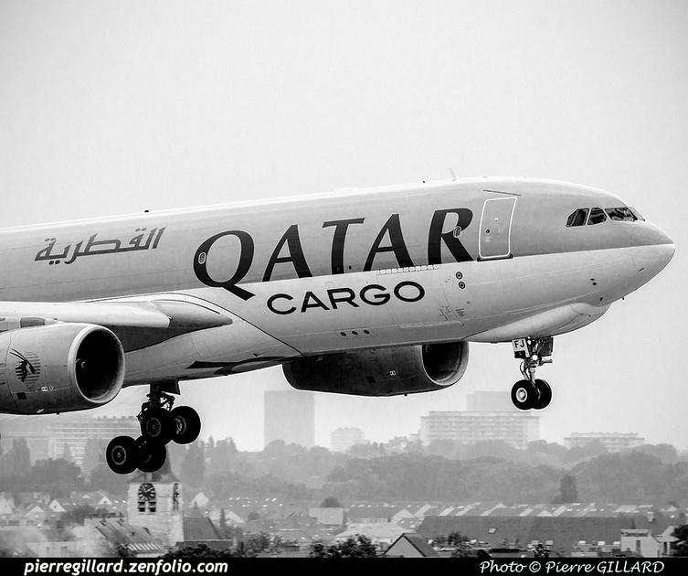 Pierre GILLARD: Qatar Airways - القطرية &emdash; 2018-708835