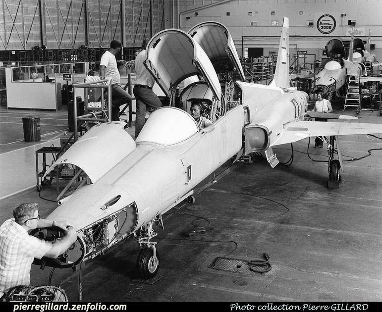 Pierre GILLARD: U.S.A. - Northrop &emdash; H0993