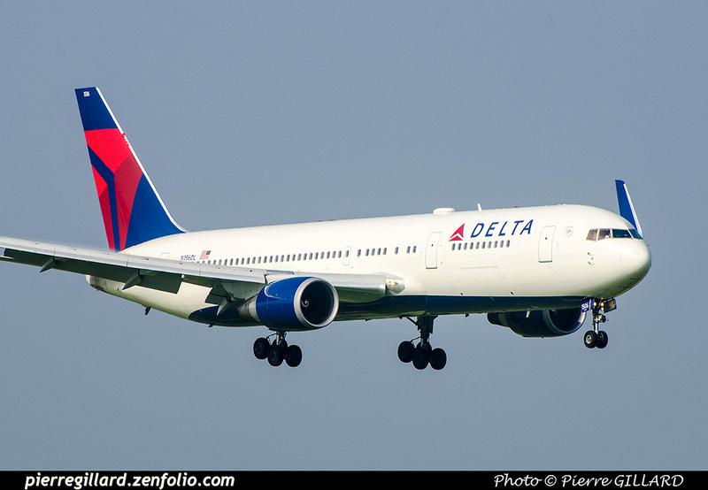 Pierre GILLARD: Delta Air Lines & Delta Connection &emdash; 2018-709113