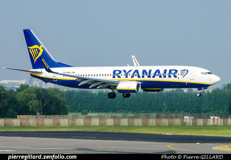 Pierre GILLARD: Ryanair &emdash; 2018-709131