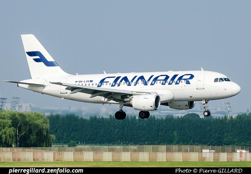 Pierre GILLARD: Finnair &emdash; 2018-709158