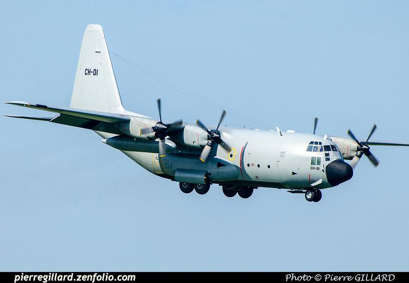 Pierre GILLARD: 20 Squadron &emdash; 2018-709291