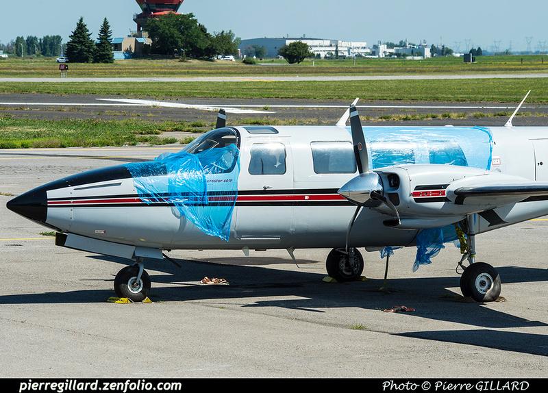 Pierre GILLARD: Private Aircraft - Avions privés : Canada &emdash; 2018-422952