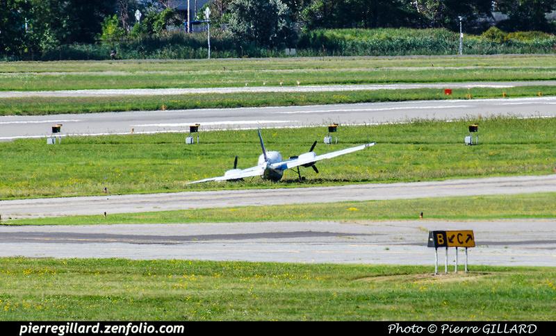 Pierre GILLARD: Private Aircraft - Avions privés : Canada &emdash; 2018-710644