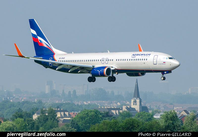 Pierre GILLARD: Aeroflot - Аэрофлот &emdash; 2018-709403