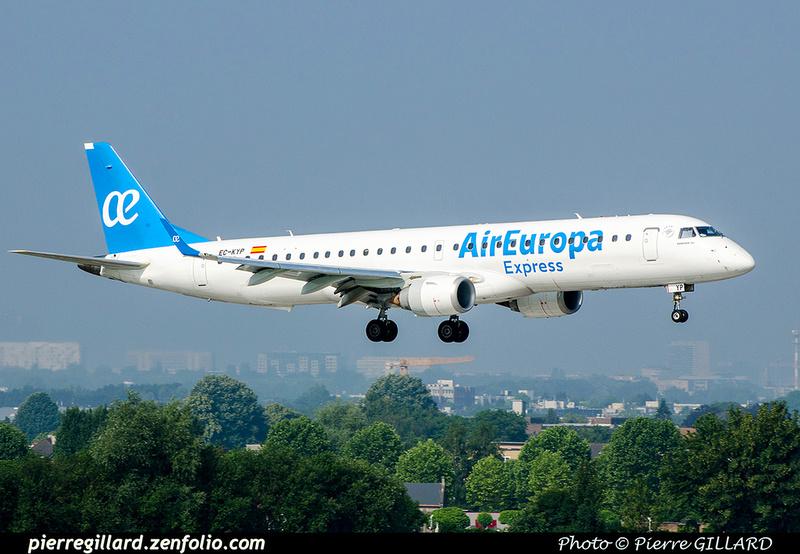 Pierre GILLARD: Air Europa &emdash; 2018-709263