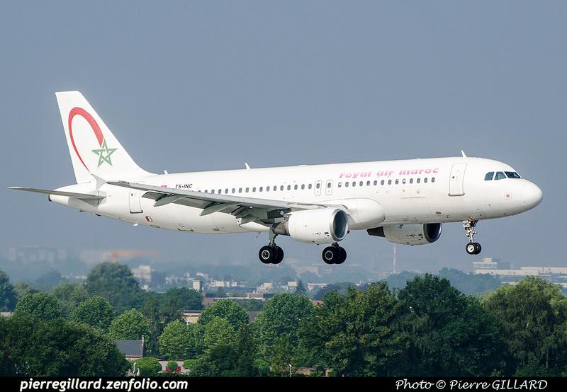 Pierre GILLARD: Royal Air Maroc - الخطوط الملكية المغربية &emdash; 2018-709230