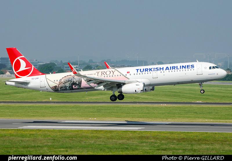 Pierre GILLARD: Turkish Airlines &emdash; 2018-709380
