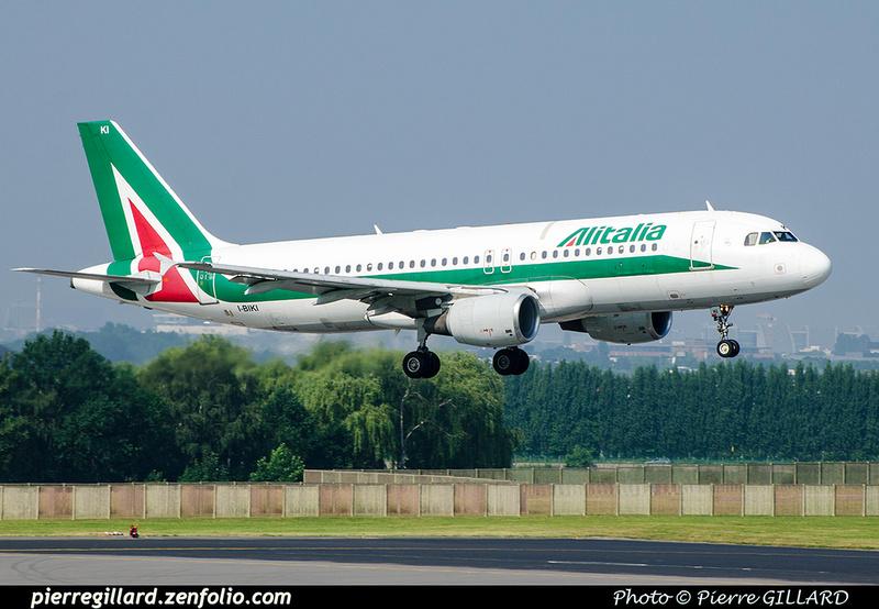 Pierre GILLARD: Alitalia &emdash; 2018-709345
