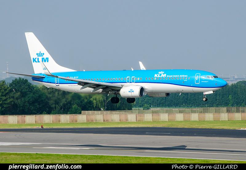 Pierre GILLARD: KLM &emdash; 2018-709258