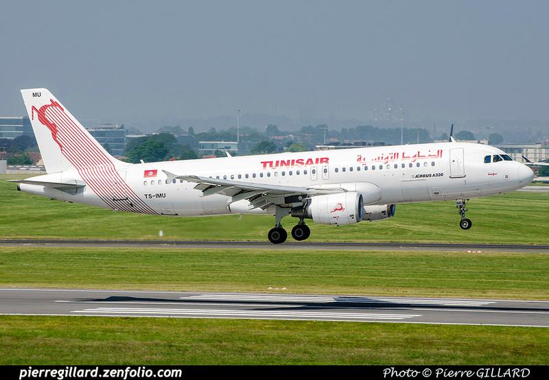 Pierre GILLARD: Tunis Air - الخطوط التونسية &emdash; 2018-709558