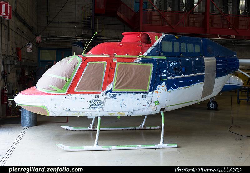 Pierre GILLARD: Bell 206B Jet Ranger II C-FOAN &emdash; 2018-618905