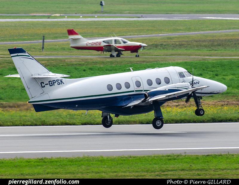 Pierre GILLARD: Pascan Aviation &emdash; 2018-710802