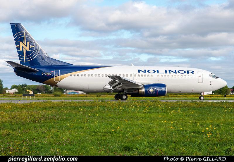 Pierre GILLARD: 2018-08-30 - Inauguration de la piste 06L/24R rénovée de Saint-Hubert et présentation du Boeing 737 de Chrono Aviation &emdash; 2018-618930