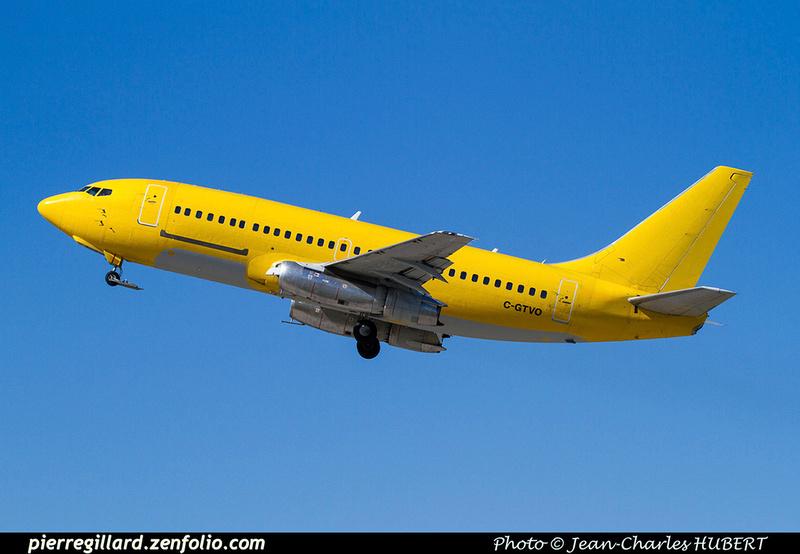 Pierre GILLARD: Aviation Starlink &emdash; 030388