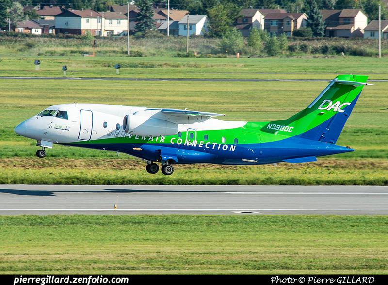 Pierre GILLARD: Denver Air Connection &emdash; 2018-423271