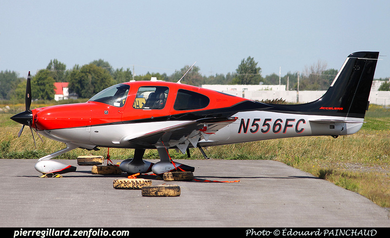 Pierre GILLARD: Private Aircraft - Avions privés : U.S.A. &emdash; 030392