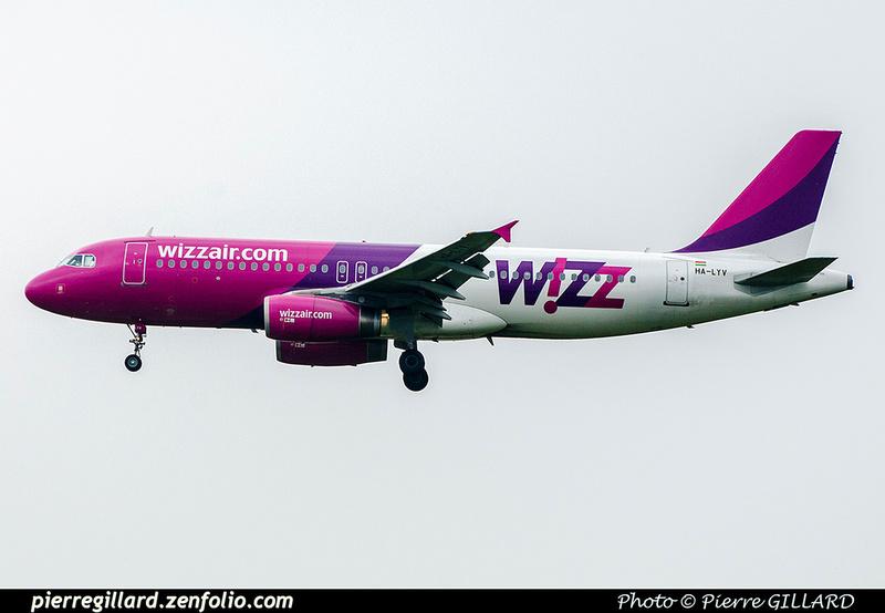 Pierre GILLARD: Wizz Air &emdash; 2018-709913