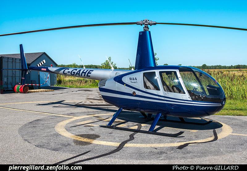 Pierre GILLARD: Canada - Hélicoptères privés - Private Helicopters &emdash; 2018-619382
