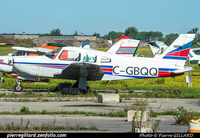 Pierre GILLARD: Private Aircraft - Avions privés : Canada &emdash; 2018-423416