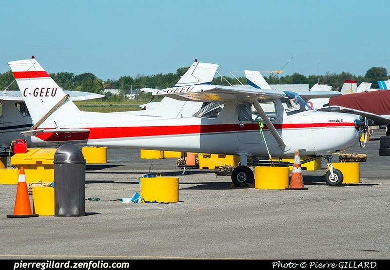 Pierre GILLARD: Private Aircraft - Avions privés : Canada &emdash; 2018-423436