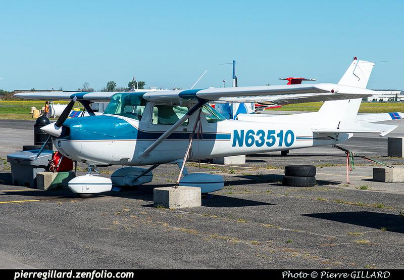 Pierre GILLARD: Private Aircraft - Avions privés : U.S.A. &emdash; 2018-619393