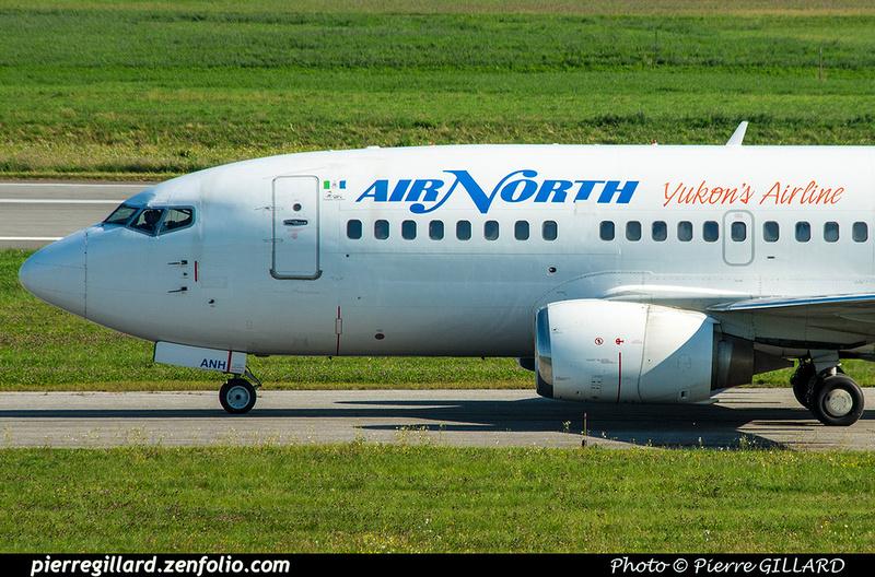 Pierre GILLARD: Air North &emdash; 2018-423532