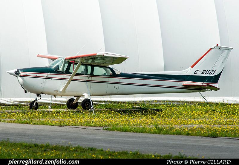 Pierre GILLARD: Private Aircraft - Avions privés : Canada &emdash; 2018-422311