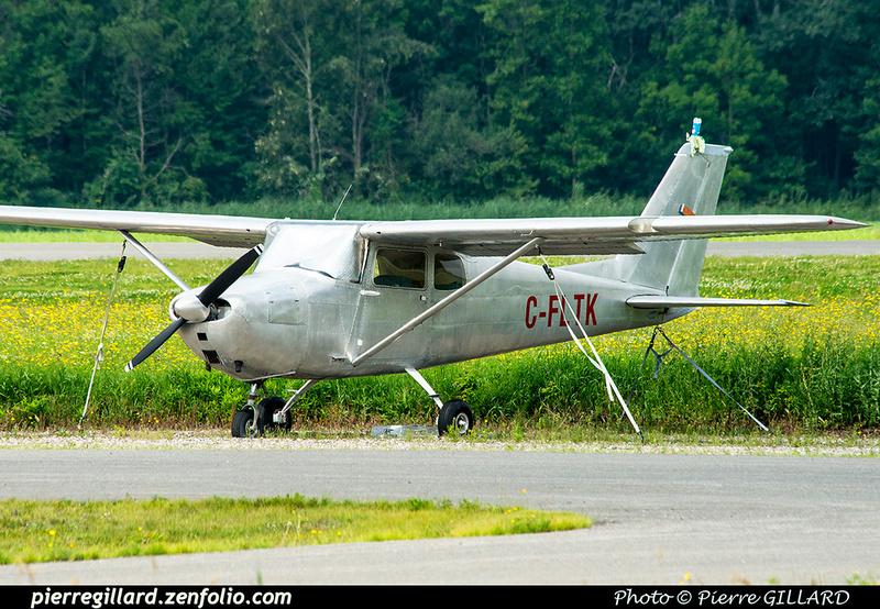 Pierre GILLARD: Private Aircraft - Avions privés : Canada &emdash; 2018-422306