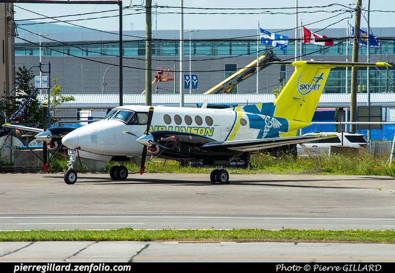 Pierre GILLARD: Sky Jet &emdash; 2018-422335