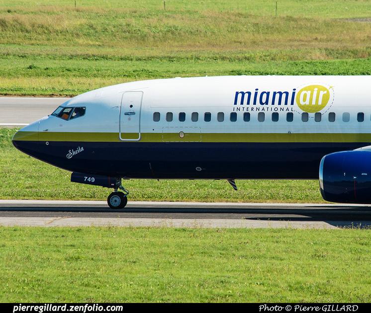 Pierre GILLARD: Miami Air International &emdash; 2018-423569