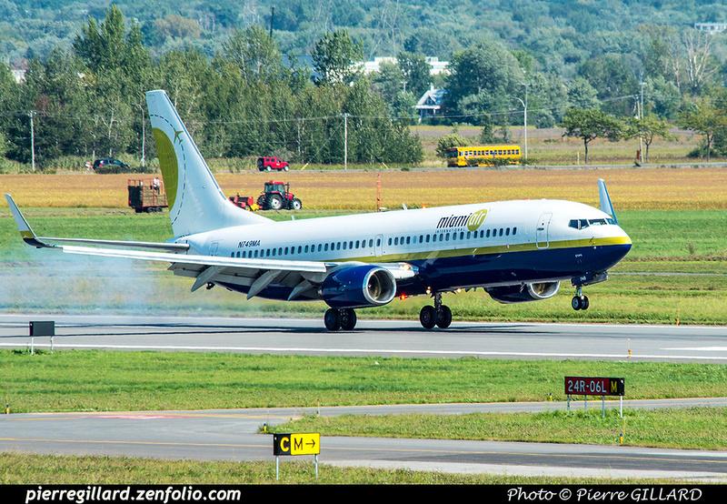 Pierre GILLARD: Miami Air International &emdash; 2018-423539