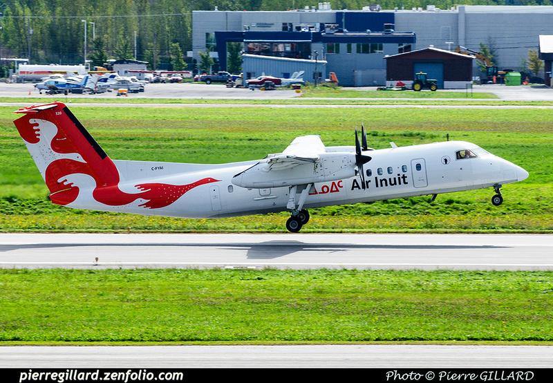 Pierre GILLARD: Air Inuit &emdash; 2018-710978