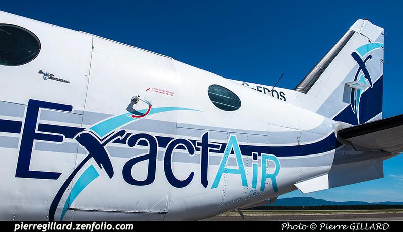 Pierre GILLARD: Exact Air &emdash; 2018-618404