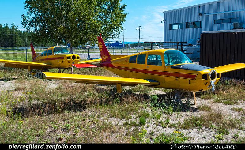 Pierre GILLARD: Canada - Centre québécois de formation aéronautique &emdash; 2018-618440