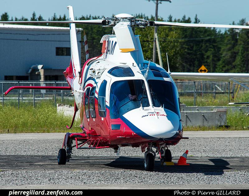 Pierre GILLARD: Canada - Airmedic &emdash; 2018-422447