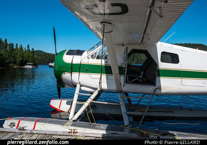 Pierre GILLARD: Air Saguenay &emdash; 2018-618497