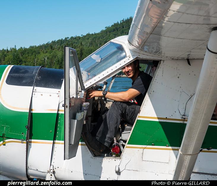 Pierre GILLARD: Air Saguenay &emdash; 2018-618533