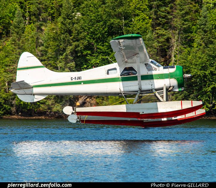 Pierre GILLARD: Air Saguenay &emdash; 2018-422583