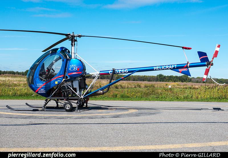 Pierre GILLARD: Canada - Helicraft &emdash; 2018-619558